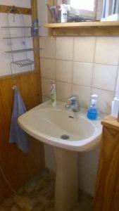 Pieni wc ennen remonttia