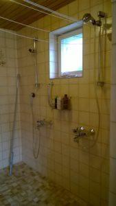 Vanha kylpyhuone