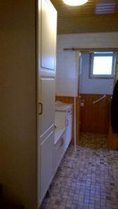Kodinhoitohuone ennen remonttia