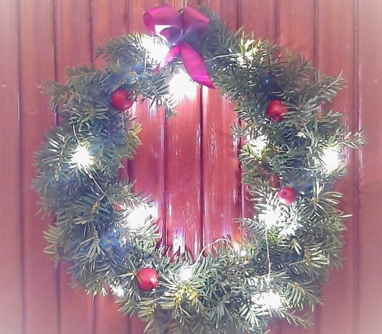 Rauhallista joulua ja onnea tulevaan vuoteen!